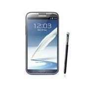 Samsung Galaxy Note II GT-N7100 Titan Grey 16 Go - Smartphone 3G+ avec écran tactile HD Super AMOLED 5.55 sous Android 4.1