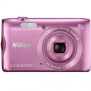 Nikon Aparat NIKON Coolpix A300 Różowy + DARMOWY TRANSPORT!