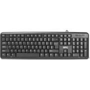Tastatura Standard RPC P615US PS2 US Layout Neagra