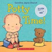 Potty Time! by Caroline Jayne Church