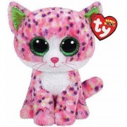 """Ty Beanie Boo Buddy 9"""" Plush Sophie the Pink Cat by Beanie Boos"""