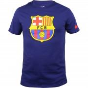 Tricou barbati Nike FCB Crest Tee 742197-421