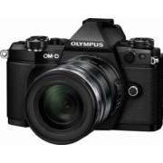 Aparat Foto Mirrorless Olympus E-M5 Mark II black + EZ-M1250 black