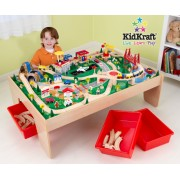 Kolejka Górska Wodospad KidKraft Waterfall Mountain Train Set and Table 17850 WONDER TOY Z