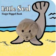 Little Seal Finger Puppet Book by Image Books