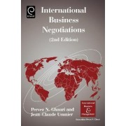 International Business Negotiations by Pervez N. Ghauri