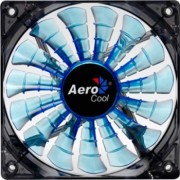 Ventilator 140 mm Aerocool Shark Blue