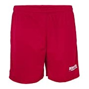 Derbystar Primera Children's Football Shorts - Red, 116 cm