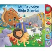 My Favorite Bible Stories by Matt Mitter