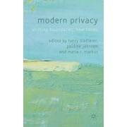 Modern Privacy by Harry Blatterer