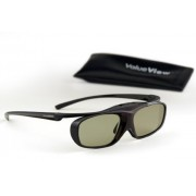 EPSON-Compatible ValueViewTM 3D Glasses for RF 3D Projectors. Rechargeable