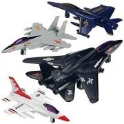 Toysmith Jet Fighters Toy 4.5