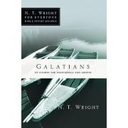 Galatians by Fellow and Chaplain N T Wright