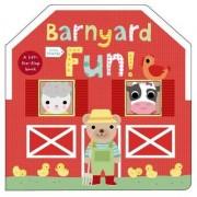 Little Friends: Barnyard Fun! by Roger Priddy