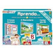 Juegos educativos Educa - Set especial multimedia, en portugués (14395)