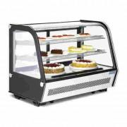 Expositora refrigerada Sobre mostrador Polar 160 litros CD230