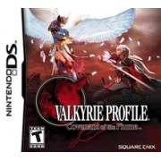 Valkyrie Profile Covenant of The Plume Nintendo DS