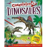 Creativity On the Go: Dinosaurs by Penny Worms