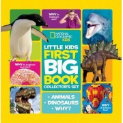 Little Kids First Big Book Collector's Set by National Geographic Kids