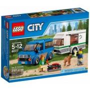 60117 Van & Caravan