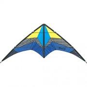 Limbo II Stunt Kite Invenzione ghiaccio HQ-2 apertura alare di 155 cm fili, cinghie e cavi.