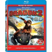 How to Train Your Dragon 2 BluRay Combo 3D+2D 2014