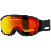 Alpina Pheos Jr. - Lunettes de protection - MM/S2 orange/noir Masques
