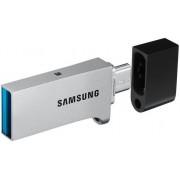 Stick USB Samsung MUF-32CB DUO, 32GB, USB 3.0 + microUSB