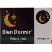Bien Dormir Melatonina (20 capsule)