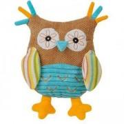 Плюшена играчка Сова - 1255 Babyono - 2 налични цвята, 9070220