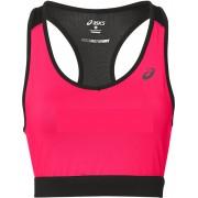 asics Raceback Bra Women diva pink S Laufunterwäsche