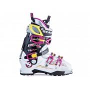 Scarpa Gea RS - White/Magenta - Skischuhe