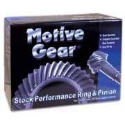 Raport DANA 30 (Coroana & Pinion) - MOTIVE Gear