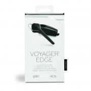 HANDSFREE, Plantronics BT Headset Voyager EDGE, безжична слушалка за мобилни телефони с Bluetooth, Черна (201010-05)