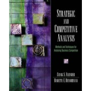 Strategic and Competitive Analysis by Craig S. Fleisher