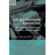 The Relationship Advantage by Assistant Professor in Information Management Rotterdam School of Management Thomas Kern