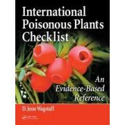International Poisonous Plants Checklist by D. Jesse Wagstaff