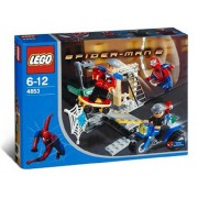 The! 4853 Hunt for Lego Spider-Man 2 diamond robbery (japan import)