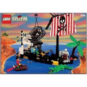 Lego Pirates Set #6296 - Shipwreck Island