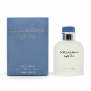 Dolce & gabbana light blue eau de toilette 125 ml spray