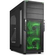Sharkoon T3W Gaming ATX Tower Case - 2 x 5.25""