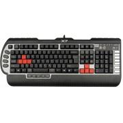 Tastatura A4TECH G800V, MACRO, USB, Black