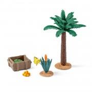 Set Figurine Schleich Plante Si Set Hrana - 42277