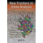 New Frontiers in Urban Analysis by Yasushi Asami