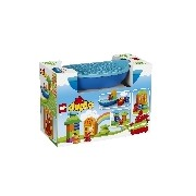 Lego Duplo Építőjáték és hajó kicsiknek 10567