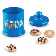 Learning Resources Smart Snacks Counting Cookies Model: Ler7348