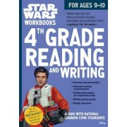 Star Wars Workbook: 4th Grade Reading and Writing
