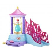 Mattel Disney Princess Water Palace Bath Playset
