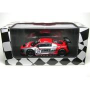Ebrro 1/43 Hitotsuyama Racing Audi R8 Lms 2011 (Japon Import / Le Paquet Et Le Manuel Sont ?Crites En Japonais)