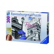 Ravensburger puzzle paris mon amour, 300 piese